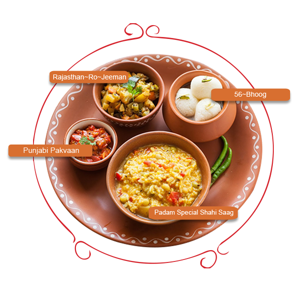 beat gujarati restaurant in udaipur