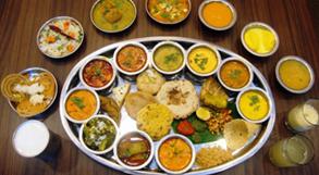 Kathiyavadi Thali